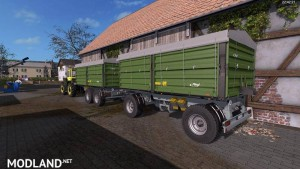 Fliegl Trailer Set DH v 1.0, 4 photo